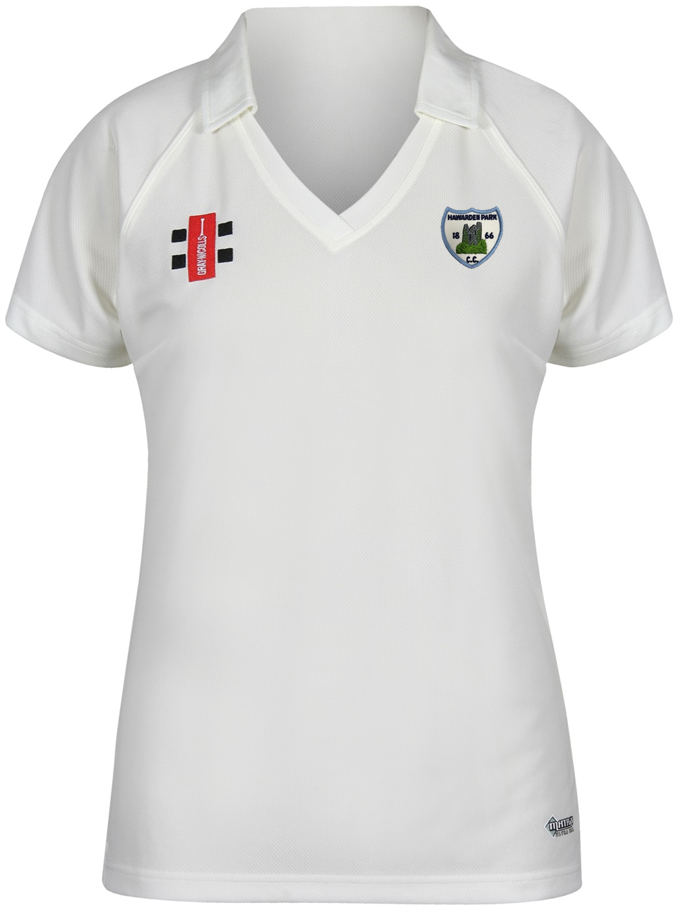 Hawarden Park Matrix Match Day Shirt (Ladies)