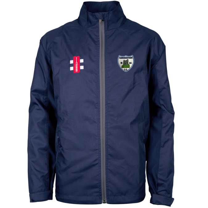 Hawarden Park Matrix Training Jacket (Unisex)